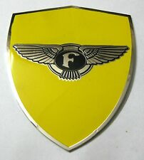 BENTLEY CLUB GRILL BADGE EMBLEM LOGOS METAL ENAMLED CAR BADGE GRILL BADGE EMBLEM