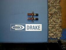 Drake TR-4Cw RIT pushbutton assembly
