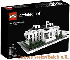 LEGO® Architecture: 21006 Das Weiße Haus  & 0.-€ Versand ! NEU & OVP !
