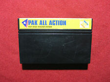 HES Pak All Action Australia Only Multi Game For Sega Master System II 2 Console