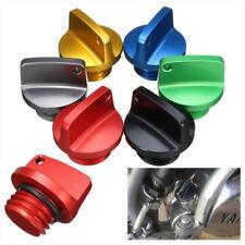 1Pc Motorcycle Engine Oil Filler Cap CNC Engine Oil Filler Screw Cover Plug_ZT