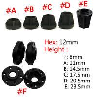 "4PCS/SET Metal Wheel Hex Hubs For 1.9"" 2.2"" Beadlock Wheel Rim 1:10 RC Crawlers"