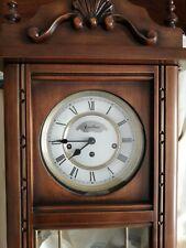 Orologio pendolo da parete modello Casbert movimento westminster anni 80