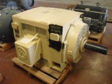 250 HP General Electric AC Electric Motor 1200 RPM Fr 509L DPBB 2300 V EOK