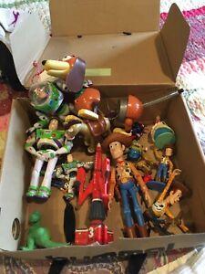 Toy Story - Mini Figures / Characters Job Lot / Bundle