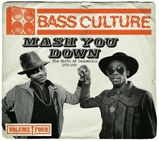 BASS CULTURE - MASH YOU DOWN (THE BIRTH OF DANCEHALL) - NEW (B69) {CD}