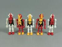 STECKIS: Roboter EU 1987 - 5 versch.