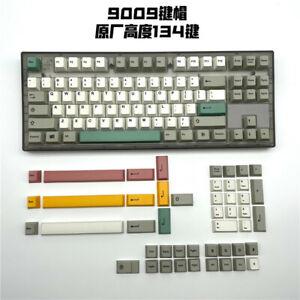9009 134 Keys Cherry Profile PBT Keycaps Set For Mechanical Keyboard Keypads