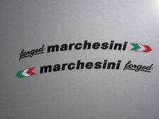DUCATI 916 996 998 999 1098 1199 Hypermotard Marchesini Forged Sticker Noir