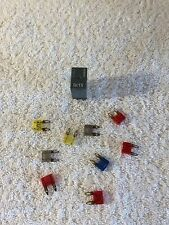 01 Pontiac Grand Am, Passenger Side Fuse Panel Fuses And Siemens 5170 Relay