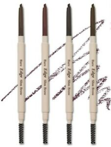 [Etude House] Bare Edge Slim Eyebrow pencil liner_0.1g_Multiple Colors