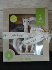 Vulli SOPHIE LA GIRAFE  Greifling Beißring Naturkautschuk Spielzeug Geschenk NEU