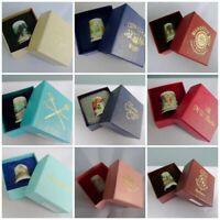 Thimble Collectors Club TCC Vintage Boxed Certificate Box Porcelain Bone China A