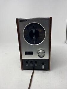 Sony ST-80F Vintage Solid State Stereo Tuner Tested And Working