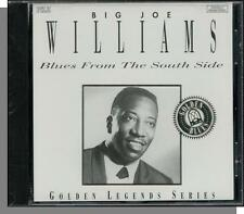 Big Joe Williams -- Blues From The South Side (1993) - New Pilz CD!!