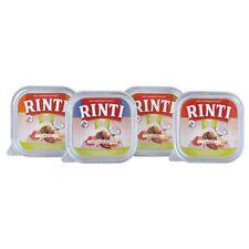 Rinti Bio Rind | 11x 150g Hundefutter nass mit viel Fleisch