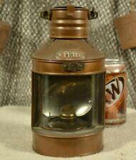 Tung Woo Small Vintage Stern Ship Lantern