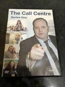 The Call Centre:Complete Series 1/Season One(R2 DVD)BBC 2013 Fly On The Wall
