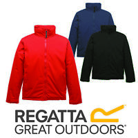 Regatta Classic Mens Wind Waterproof Insulated Warm Jacket Outdoor Work Coat New