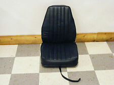 Highback Deluxe Fold-Down Seat (Solid Navy)