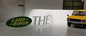 Best 4x4xFar Clear Window Decal Sticker Land Range Rover Classic Defender 90 110