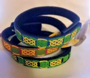 Beastie Band Cat Collars - =^..^= Purrfectly Comfy - CELTIC KNOTS