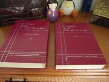 Libro 2 Volumi Fisiologia degli Animali Domestici Martini ed. Tinarelli Bologna