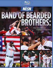 Band of Bearded Brothers: The 2013 World Champion Red Sox (Blu-ray Disc, 2013)