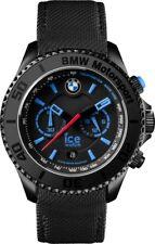 Ice-Watch BMW Motorsport Black Dial Mens Chronograph 48 mm Watch