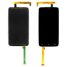 NEW HTC OEM LCD Touch Screen Digitizer for ONE X S720e (Green Flex) HTC Logo US