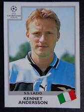 Panini Champions League 1999-2000 - Kennet Andersson (SS Lazio) #17