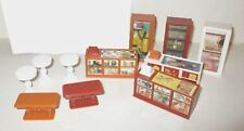 DISNEY MAGIC SEARS TOWN SQUARE FURNITURE & ACCESSORIES FROM MAIN STREET SET