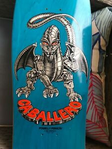 Powell Peralta Steve Caballero Mechanical Dragon 2008