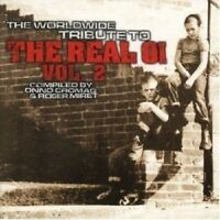 WORLDWIDE TRIBUTE TO THE REAL OI VOL. 2 CD NEU
