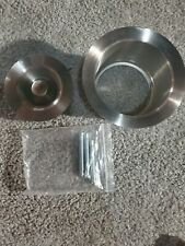 Blanco 441232 Stainless Steel 3 In 1 Disposal Flange