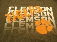 University Of Clemson Tigers T-Shirt Size Large