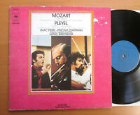 CBS 76310 Mozart Two Violin Concerto Pleyel Stern Zukerman Barenboim 1974 EX/VG
