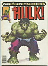 Marvel Comics: The Hulk Magazine #26 (1st Series) VF+