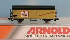 Arnold 4122 Spur N DB Bierwagen Gansbräu 2achs. Epoche 4