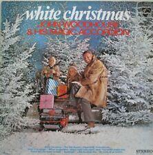 JOHN WOODHOUSE & HIS MAGIC ACCORDEON - WHITE CHRISTMAS -  LP