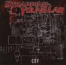 "STRAPPING YOUNG LAD ""CITY"" CD NEW+"