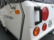 Folding camper rear light/brake light + connector- Pennine / Conway 2005 onwards