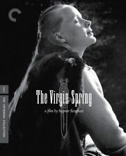 The Virgin Spring Criterion Collection Special Edition Blu-ray