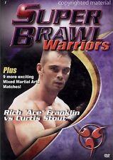 Super Brawl Warriors (DVD, 2005)
