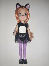 Barbie Club Chelsea Black Cat Costume.