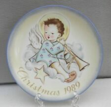 "Schmid / Berta Hummel 19th Ltd Edition, Christmas 1989 ""Angelic Musician"""