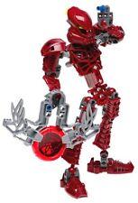 Lego 8601 Bionicle Metru Nui Toa Metru Toa Vakama complet + Notice de 2004