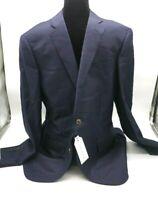 Buttoned Down Men's Sz 42 Standard Tailored-fit Italian Wool Suit Jacket