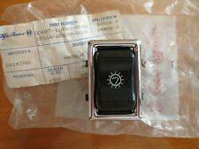 Alfa Romeo Spider/Montreal Dash Light Switch New Old Stock.