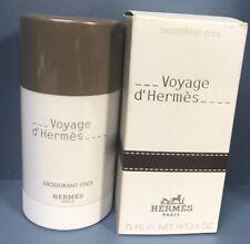 HERMES VOYAGE D'HERMES DEODORANT STICK   2.6 oz / 75 ML